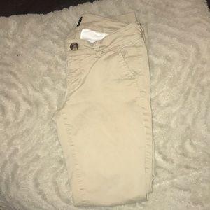 4/$25 American Eagle Khakis